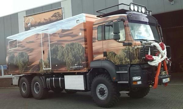 Twiga Travelcars