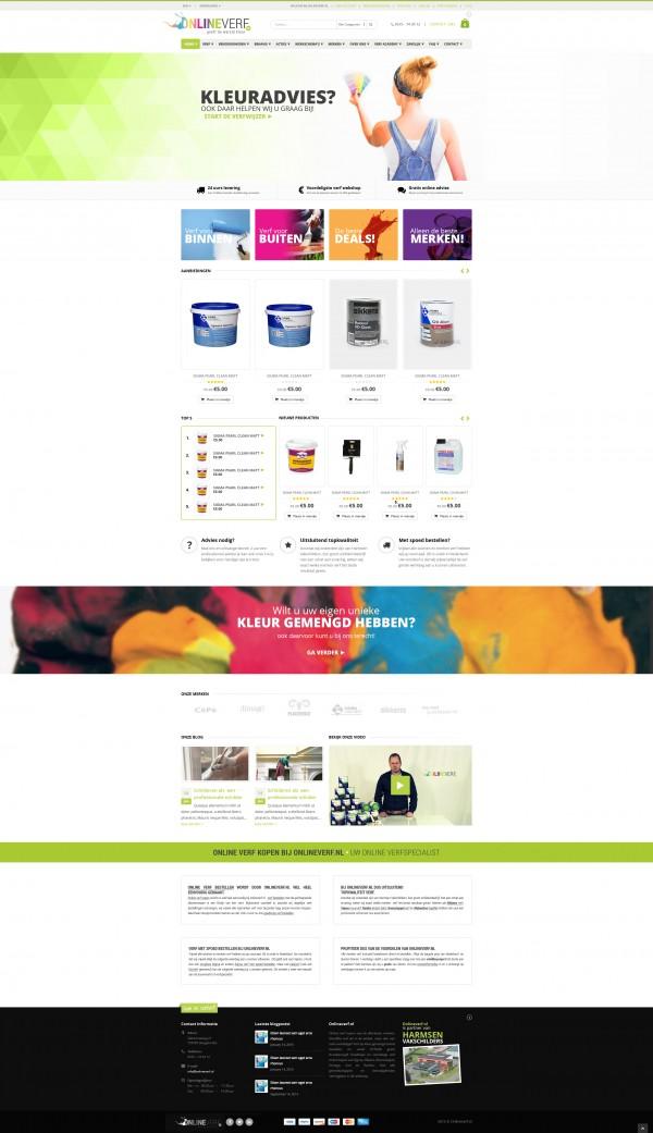 Website Onlineverf