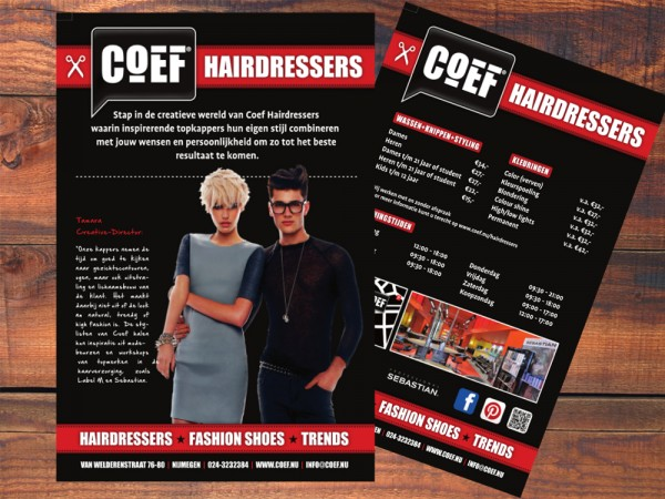 Coef Hairdressers