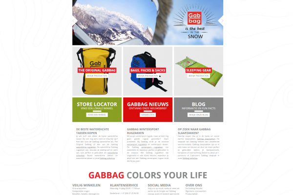 Website Gabbag