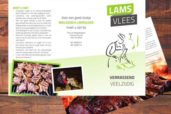 Folder Lamsvlees