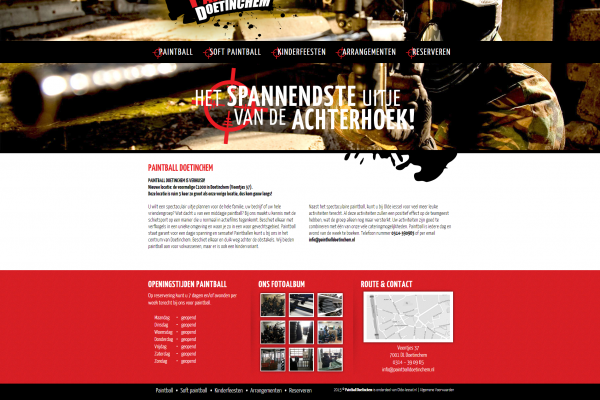 Paintball Doetinchem