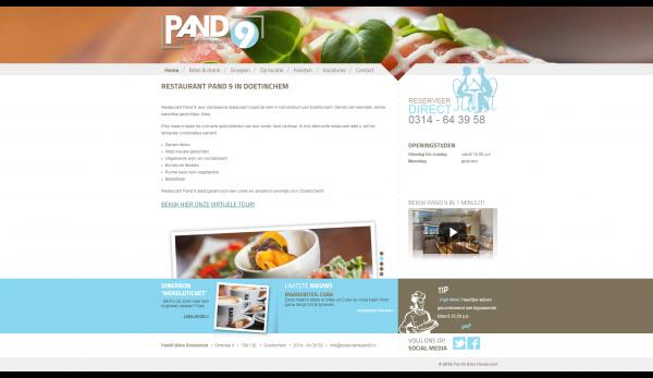 Restaurant Pand 9