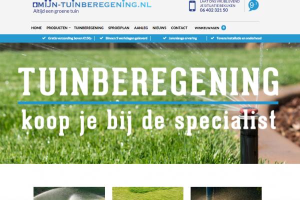 Webshop Mijn-Tuinberegening.nl