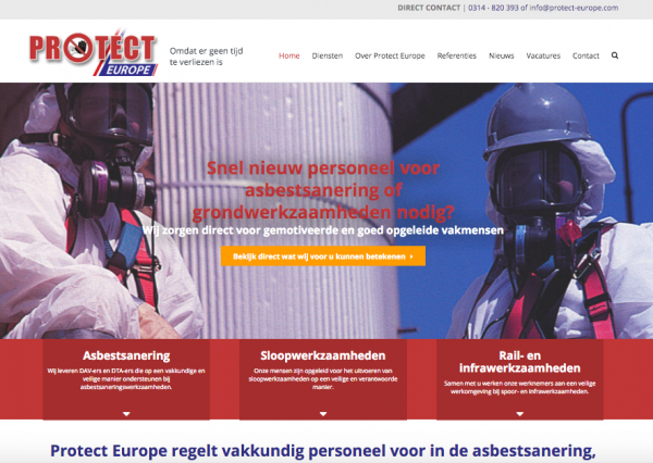 Website Protect Europe