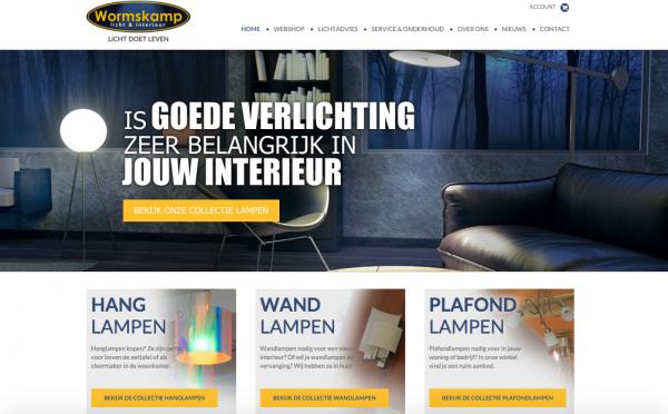 Website Wormskamp