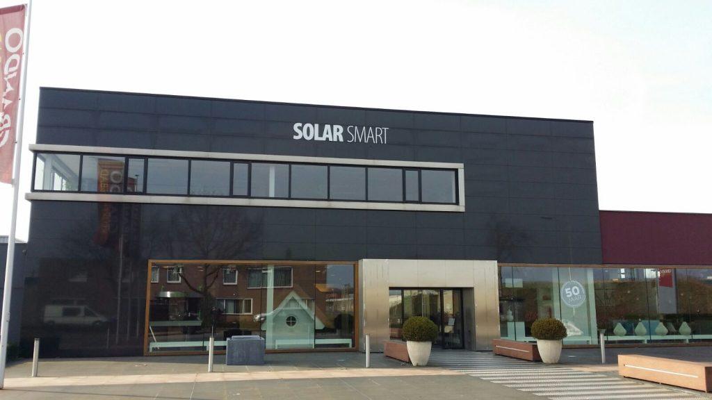 Gevelbelettering Solar Smart Doetinchem