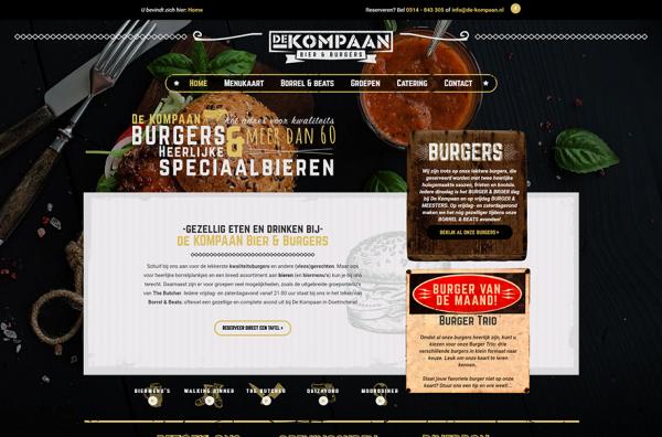 Website De Kompaan