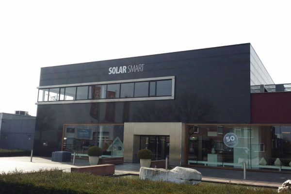 Pandaankleding Solar Smart