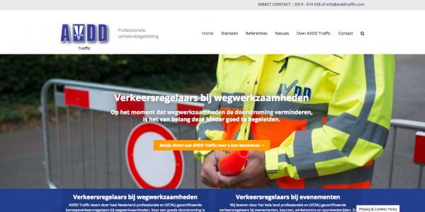 Website AVDD Traffic