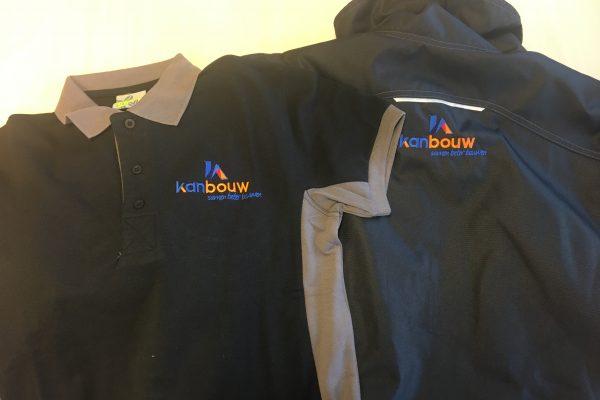 Borduring KAN Bouw