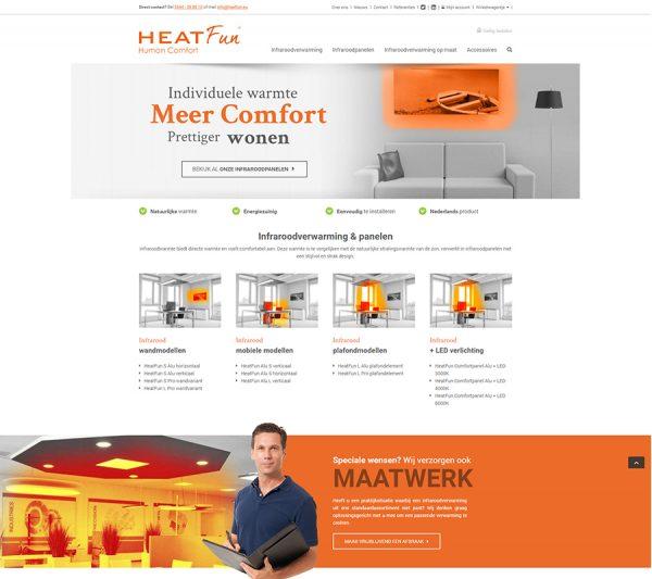 Website HeatFun