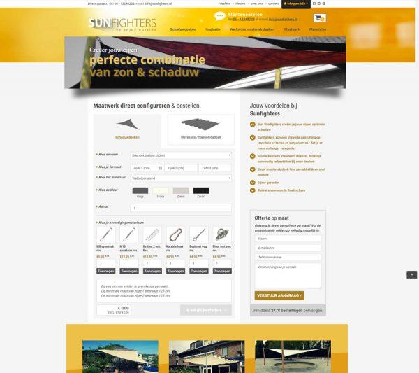 Website Sunfighters