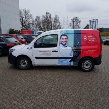 Autobelettering Van Egmond Groep