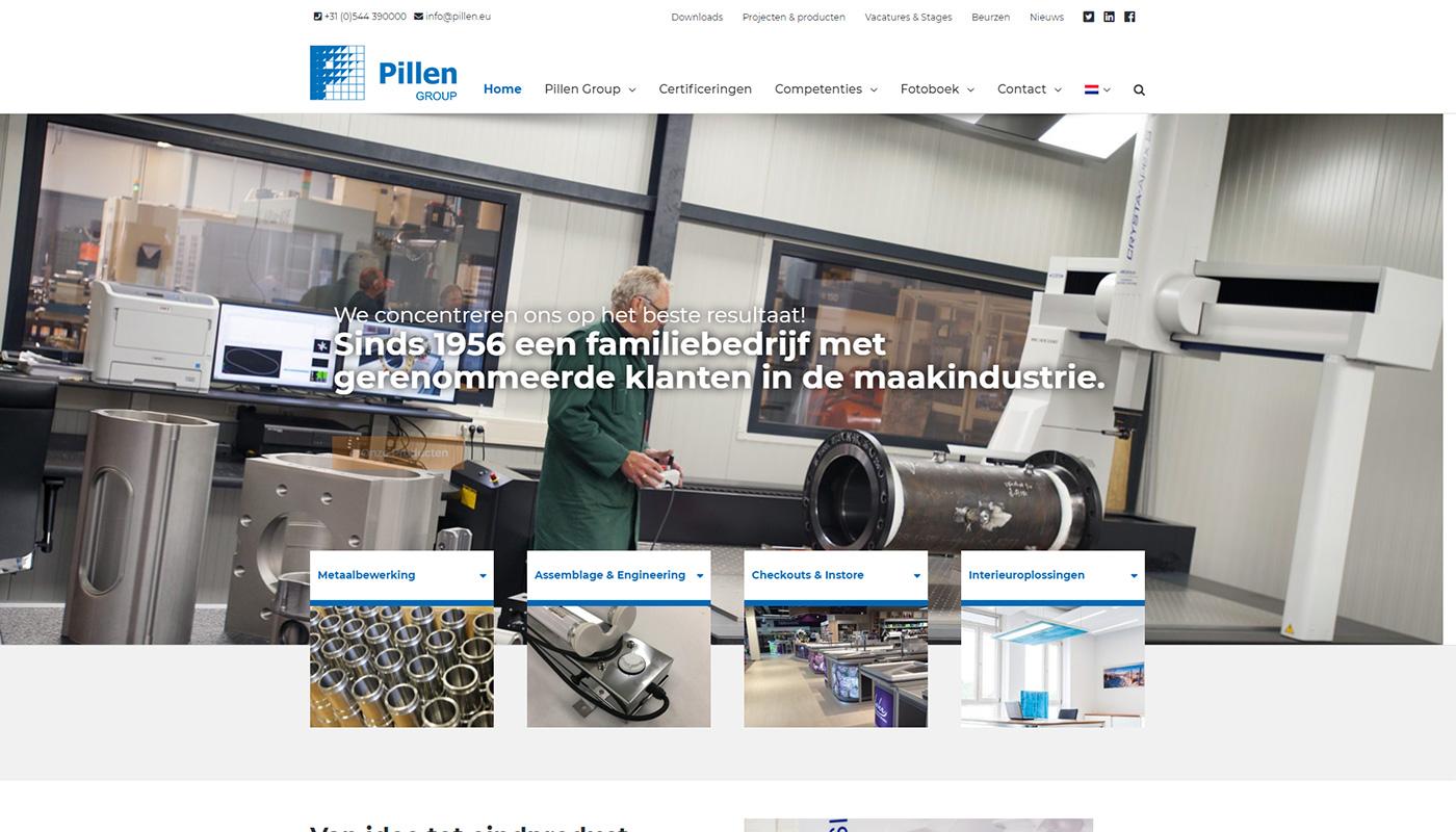 Mull2media - Web