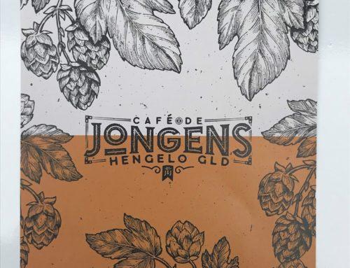 Visitekaart De Jongens