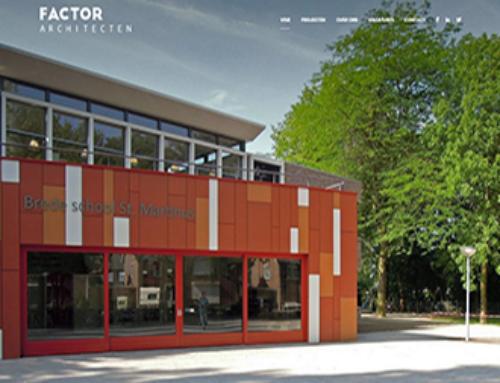 Website Factor Architecten