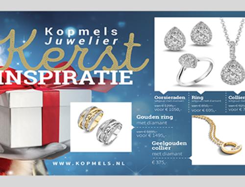 Kaart Kopmels Juwelier