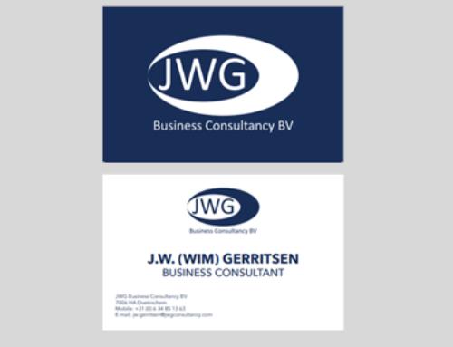 Visitekaart JWG