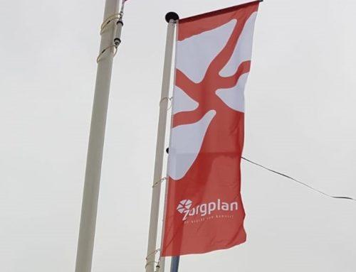 Bedrijfsvlag Zorgplan Nederland