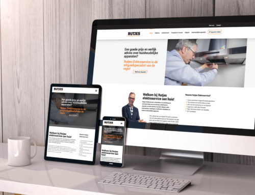 Website Rutjes Elektroservice