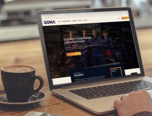 Website GOMA