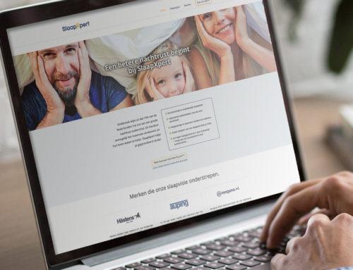 Online concept SlaapXpert