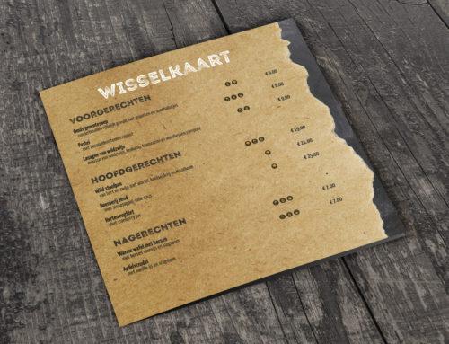 Wisselkaart Eetcafé Jansen