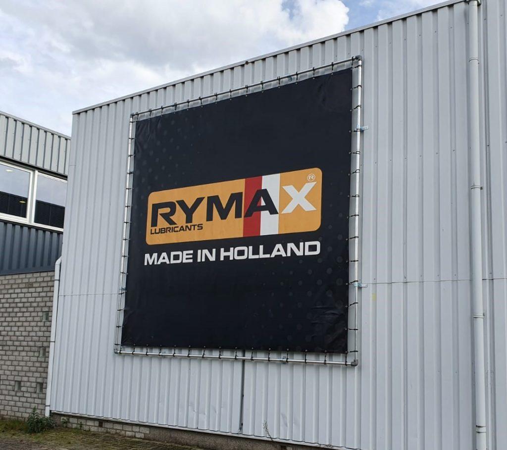 Rymax gevelreclame