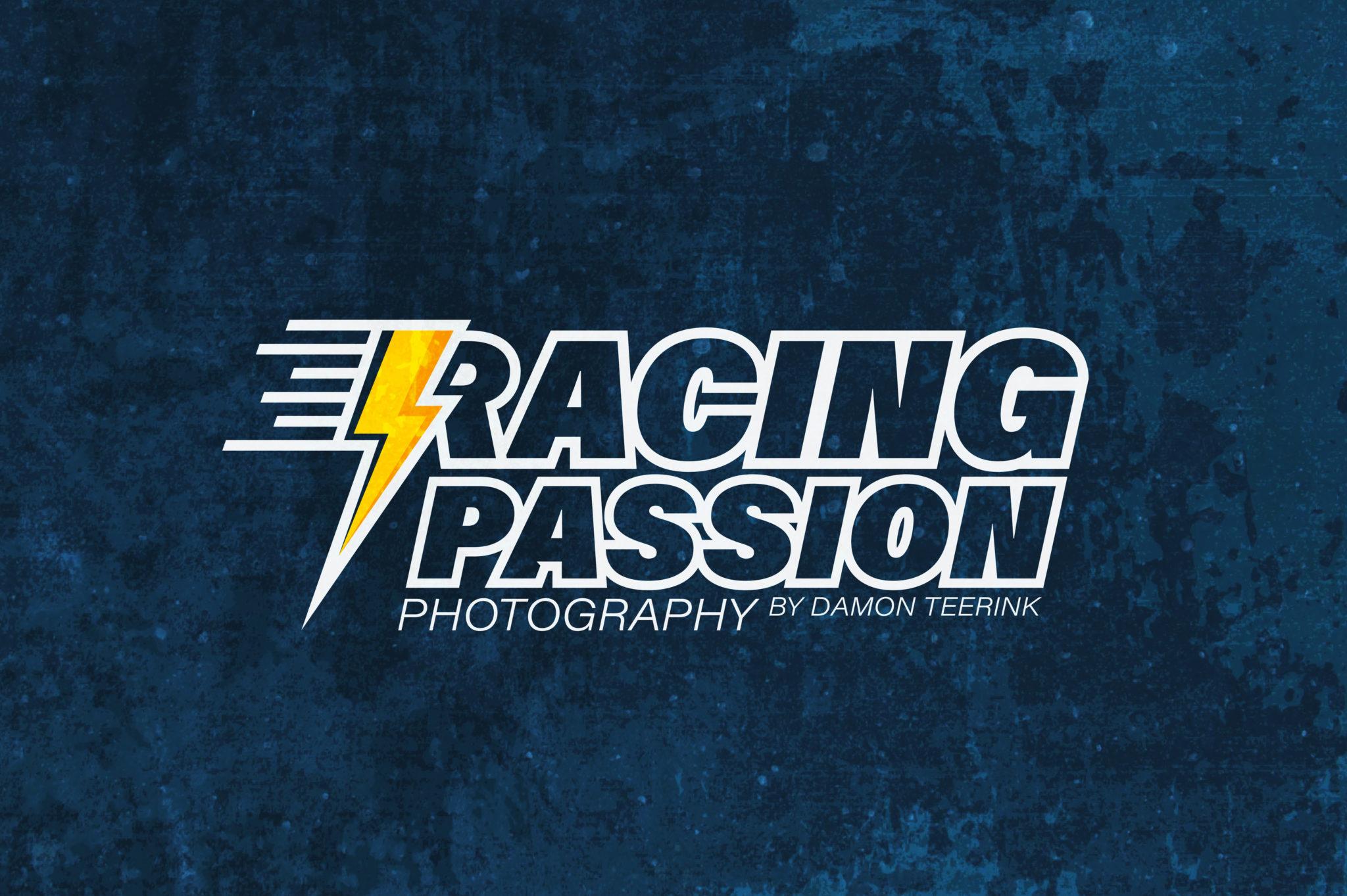 Logo racing passion photography