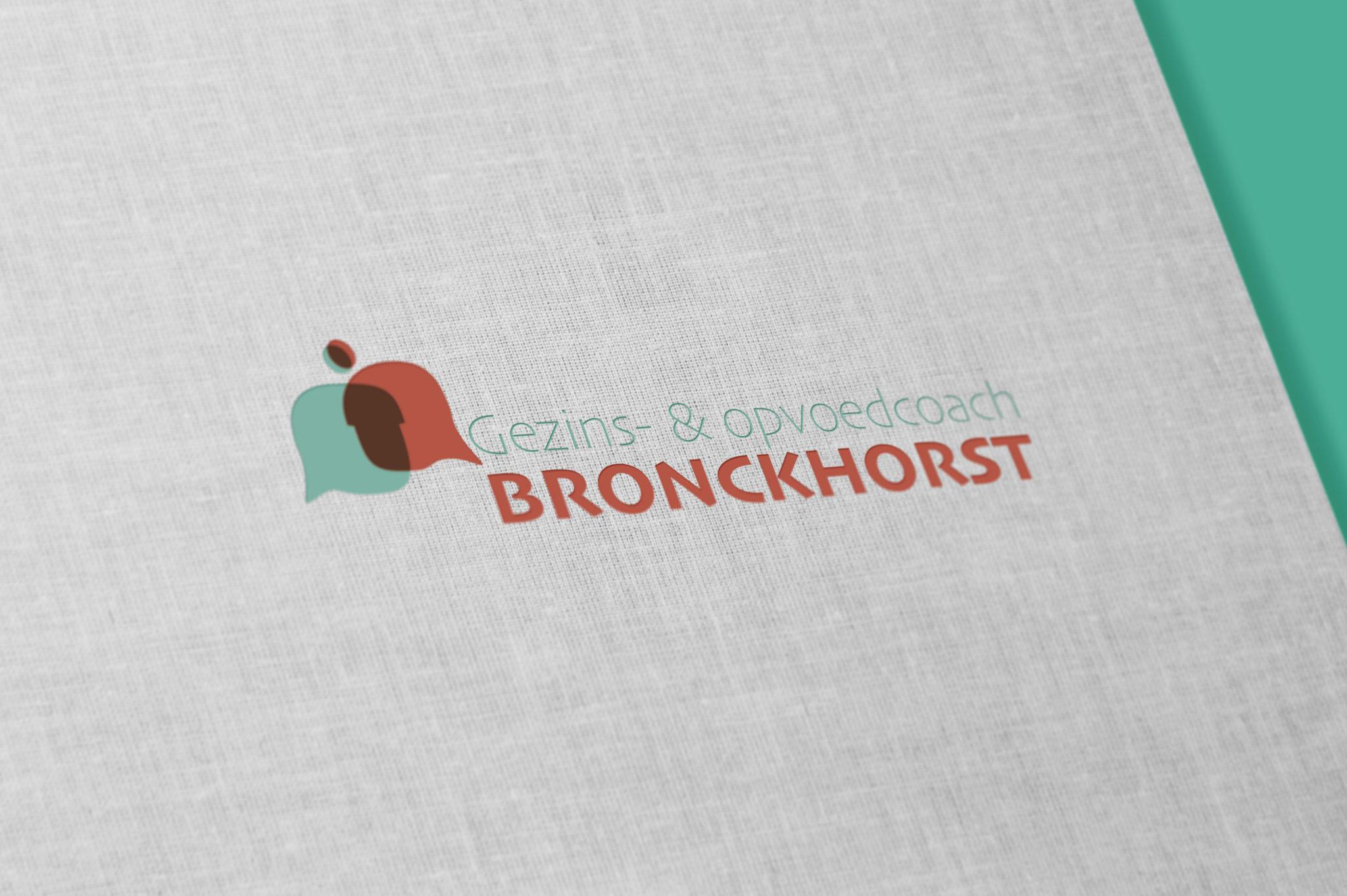 Bronckhorst logo ontwerp